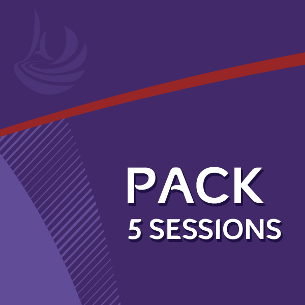 PACK 5 SESSIONs